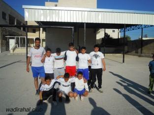 Wad i Rahal   football  team under 16 years